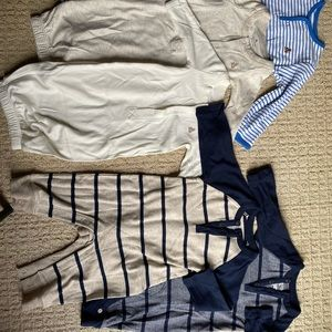 BabyGap Baby Clothes-6 items
